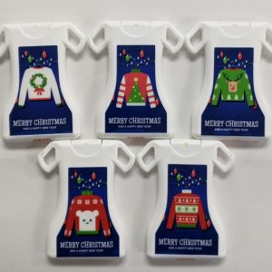 Ugly Christmas sweater Hand sanitizer